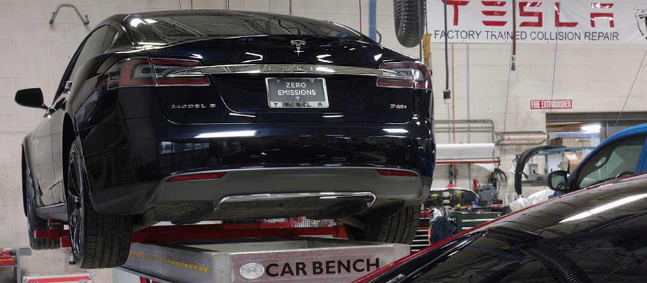 Tesla motors repair model s structural repair model s for Tesla motors careers login